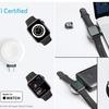 AnkerのApple Watch充電器2種がデビュー 今なら20パーセントオフ!