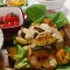 【簡単!おかず】鶏肉とかぼちゃのマヨマスタードソースのレシピ