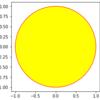 matplotlibで図形