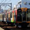 阪神1210F フルユニット出場試運転(2021/2/10)