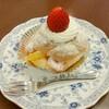松本観光のひと休みに 老舗菓子店「マサムラ」でケーキはいかが?