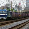 6月7日撮影 東海道線 平塚~大磯間 貨物列車2本+単機1本