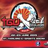 2019年6月22日~23日タイ「TGU X SEAM 2019」SF5部門プール分け情報まとめメモ
