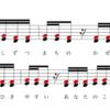 【ハモりパターン】3度上ハモり(6度下ハモり)