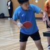 たいと選手の全国中学校卓球大会・鈴亀地区大会