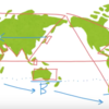 15秒で簡単に書ける!世界地図(略地図)の書き方