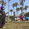 辻堂海浜公園マリン&スポーツフェスタで演奏しました