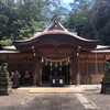 岩槻久伊豆神社(埼玉県さいたま市) ~早朝参拝~