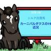 追加募集当選!シルク出資2歳馬カーニバルダクスの19近況(2021/04/12)