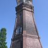 伊勢崎市の旧時報鐘楼