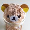 大阪のリラックマの期間限定カフェにかき氷が登場!!