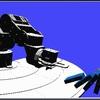 自作したロボットアームを制御する(仮想と現実)(その5)仮想現実(VR)完成!!
