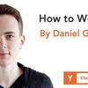 勝つ方法 (Startup School 2018 #28, Daniel Gross)