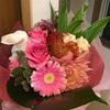 10月から部署異動します〜花束をもらいました〜