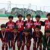 1位・敢闘賞!谷津サッカークラブ招待5年生大会下位ブロック