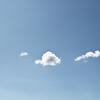 ボーっとしたい時は雲を見る