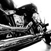 写真とバイク