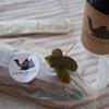CAMELBACKのパルマ産生ハムと大葉、ゆずとバターの香り