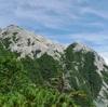 2015年秋、南アルプス・甲斐駒ヶ岳へ