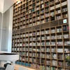 北菓楼札幌本館の素敵な図書館カフェ!シュークリームが絶品!