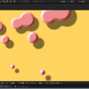 Motion Graphics part.1 速度グラフ調整して円を動かす