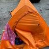 天川村でキャンプ♪