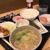 ●鮎沢サービスエリアの藤食堂の「豚汁定食」食堂って最高!