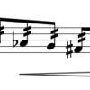 譜面解釈とMIDI表現 (3) トレモロ