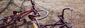 夢だった子供とサイクリング