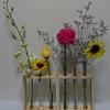 お花が1日1本40円以下!?ハナノヒ始めました! 1 day 1 flower 40 yen !? I started Flower Day !