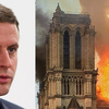 ノートルダム大聖堂の火災が起こることを事前に知っていた人物を調べ、少なくともマクロン大統領、フランスのロスチャイルド家当主が事件発生前に火災が起こることを知っていた
