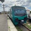 新幹線から在来線の乗り換え時間が1分なのにダッシュなしで乗車できる方法とは!?途中駅からリゾートしらかみに乗車する!