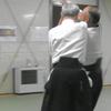 山本益司郎先生の片手取呼吸投(前の方へ)のご説明7