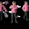 2D・3Dキャラクターがヌルヌル動くテクノロジー『Live2D』『mixamo』に関するメモ