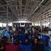コタキナバルのセントラルマーケットと魚市場(フィッシュマーケット)へ【コタキナバル市内観光】お土産はあまり無い。