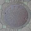 マンホールの蓋 『西東京市』