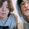 【NCT】nct127 マークとユウタが宿舎でご飯食べてる様子♡