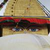 ネパール旅行1日目その2 世界を見ているブッダを見に行った