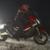★マルク・マルケス 雪山でX-ADVをテスト走行していた。