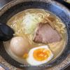 何気に我が家のお気に入りの豚醤油白湯ラーメン@麺乃 鳳翔 千葉県習志野市 5回目