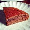 本日のおやつはチョコ・チーズケーキ<おうちスイーツ>