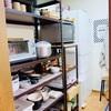キッチンの棚を変えた話と21週目前の自己嫌悪