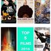 Top 5 Films in 2016(好きだった2016年の新作映画)