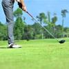 【ゴルフ初心者】今日もコツの掴んだ!まっすぐ飛ばした時の顔の巻