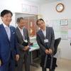 一宮市・中野正康市長が、杏嶺会グループ「あんず保育所」の施設見学に訪れました