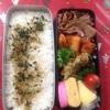 白いご飯(-。-;
