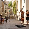 Fête de la Musique (音楽の日): モンマルトル、パリ、フランス