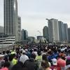 横浜マラソン完走