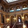 プラハの国立博物館と近代美術館