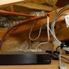 屋根裏から各部屋へ空配管を施工 - 新築時に考えたLAN配線とネット環境